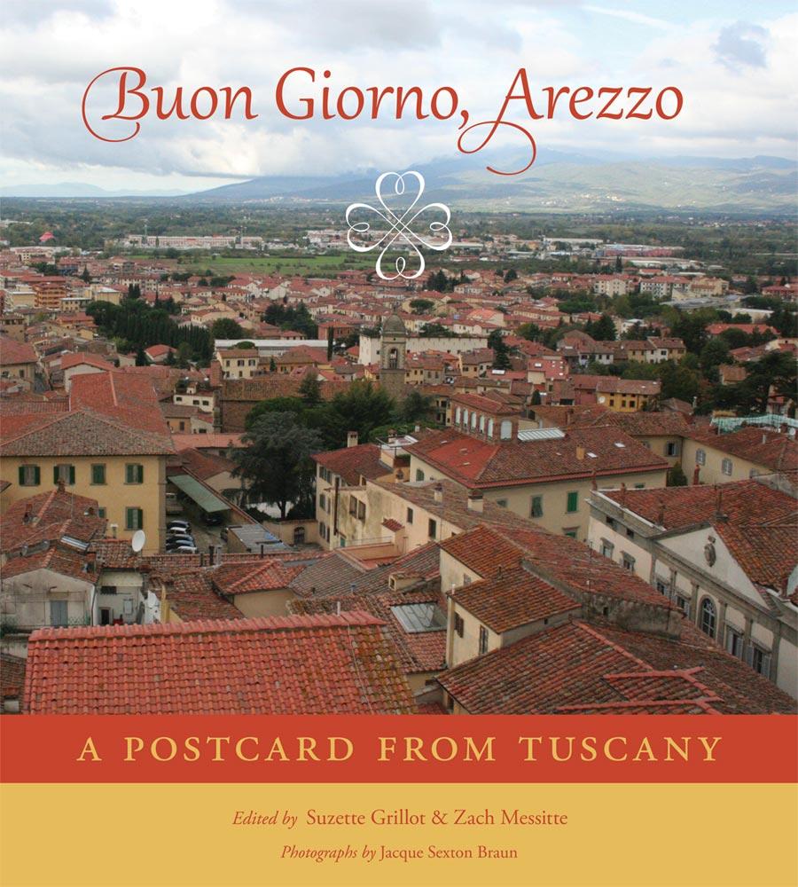 Buon Giorno, Arezzo Book Cover